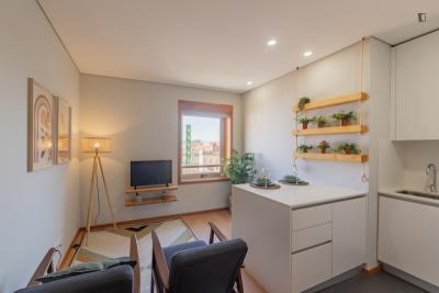 Appealing 1-bedroom apartment in sunny Matosinhos