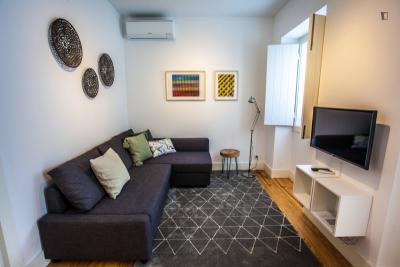 Cosy apartment in Campolide, near Amoreiras