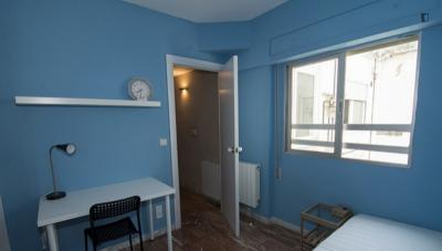 Lovely double bedroom close to Universidad Europea de Valencia