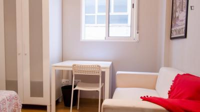 Cosy single bedroom in Ciutat Vella