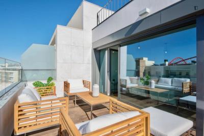 Attractive 2-bedroom apartment in Benfica