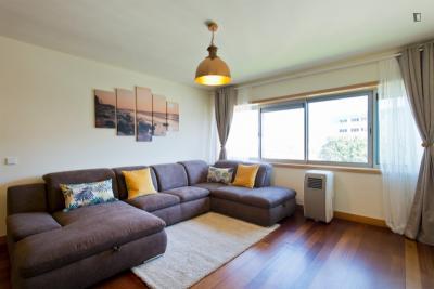 Wonderful 2-bedroom apartment in Matosinhos