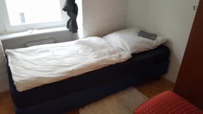 Single bedroom in a shared apartment in Neukölln
