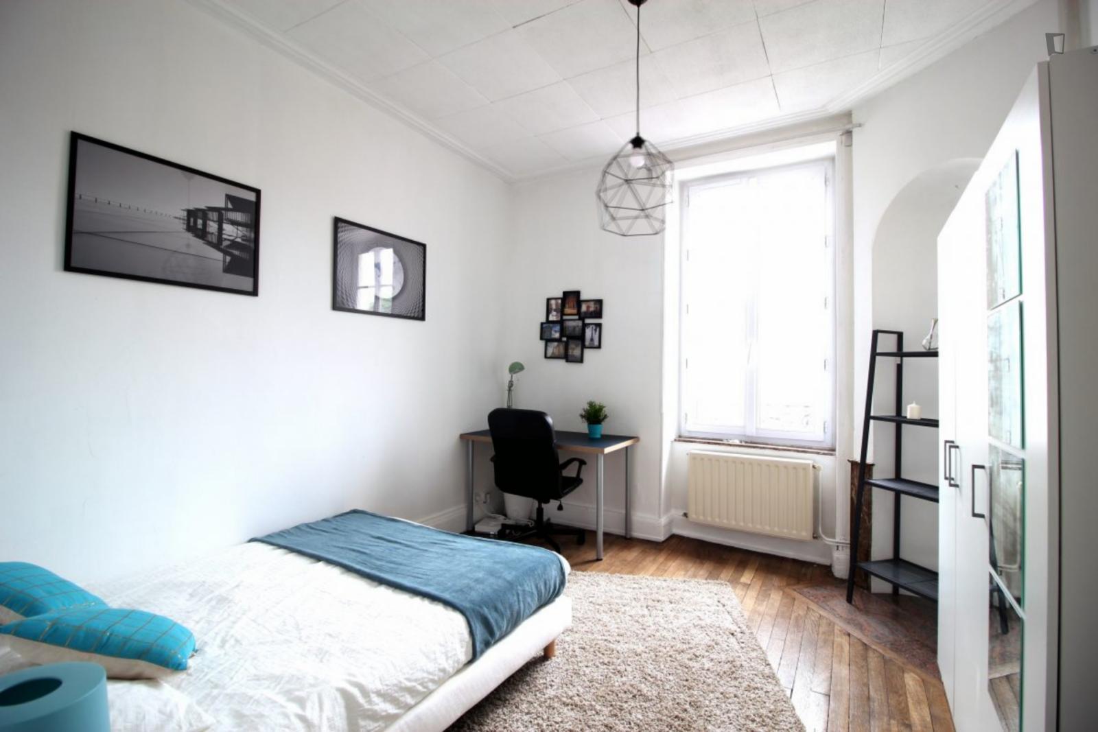 Rue de Graffigny, Nancy, KY - 450 USD/ month