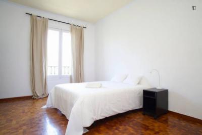Sublime single bedroom in Dreta de l'Eixample
