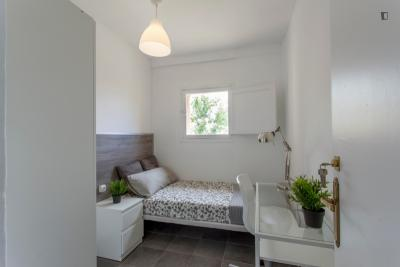 Lovely single bedroom close to ITI - Instituto Tecnológico de Informática
