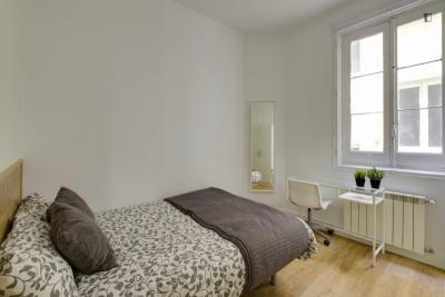 Bright Double Bedroom close to Universidad Rey Juan Carlos