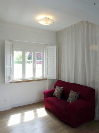 Homely 1-bedroom apartment in Restelo
