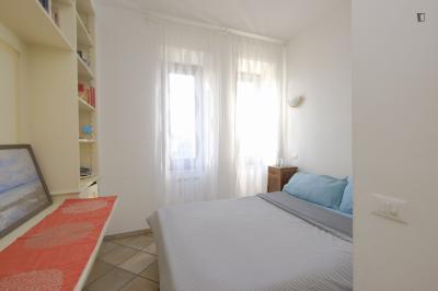 Pleasant apartment near Sapienza University of Rome