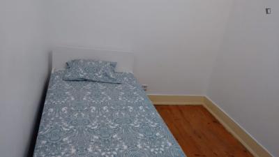 Nice single bedroom near Instituto Superior Técnico