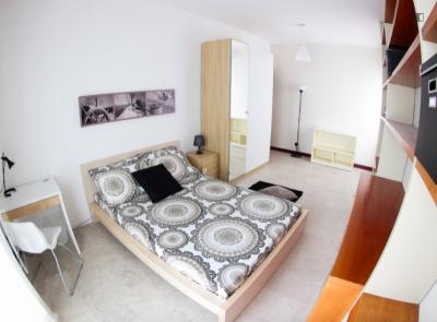 Neat double bedroom in proximity to Lotto M5 metro station
