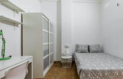 Gran Via Cool Rooms- Eixample Room