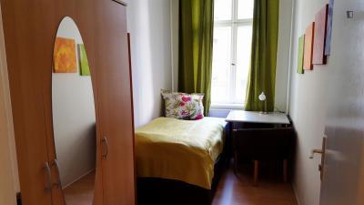 Graceful single bedroom near the Turmstraße metro