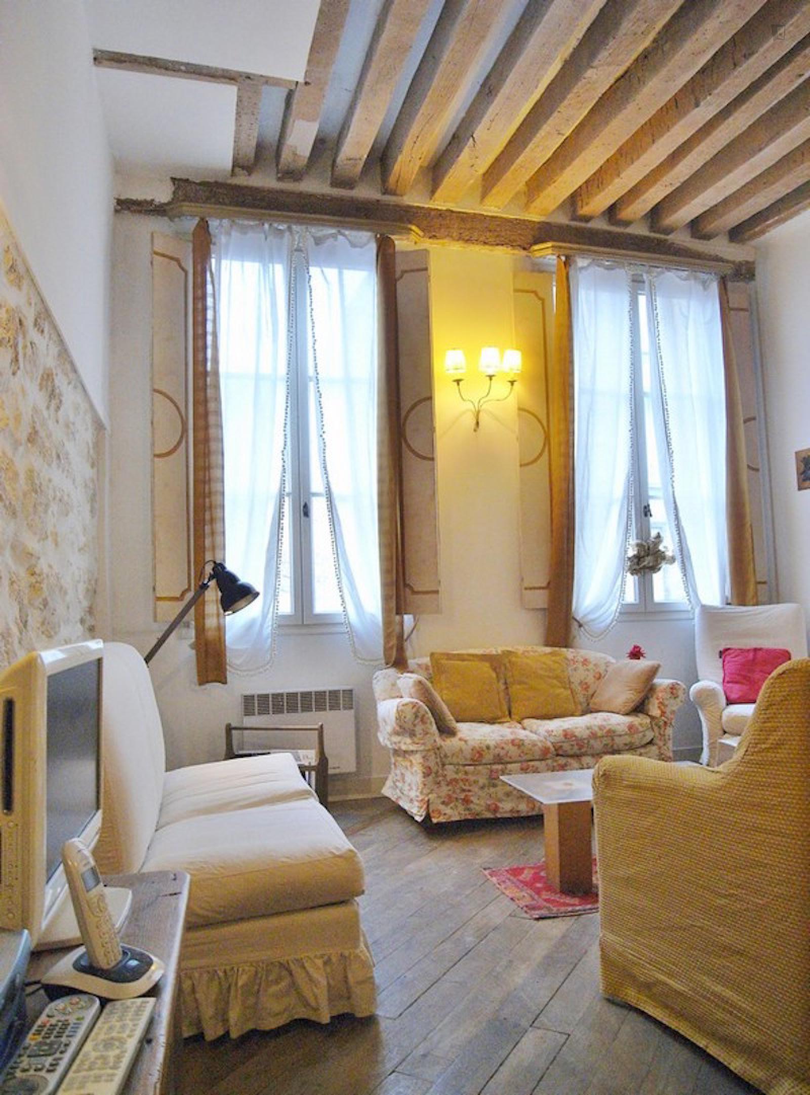 Rue des Blancs Manteaux, 4th arrondissement of Paris, FR-75 - 2,630 EUR/ month