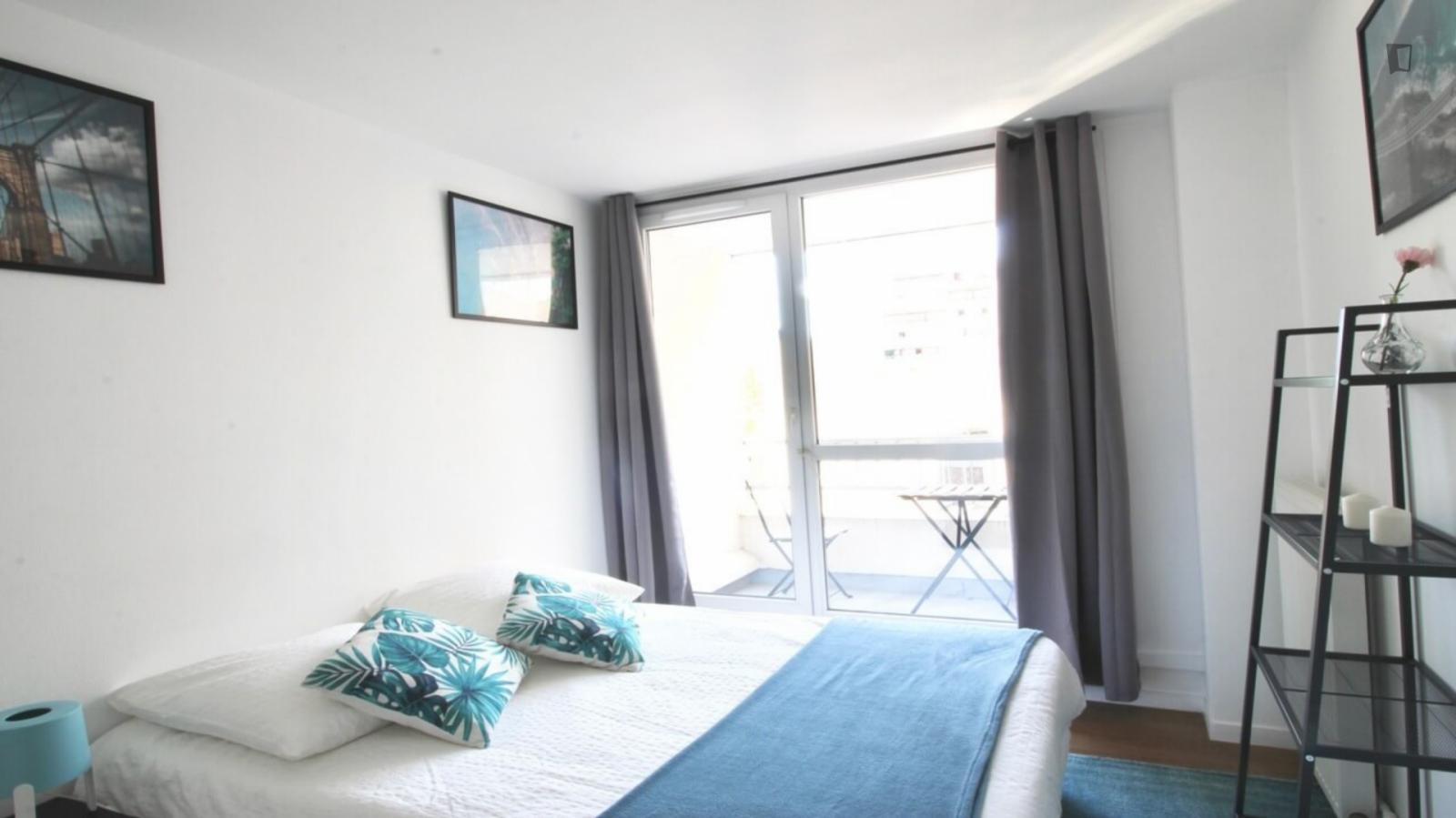 Rue Salvador Allende, Nanterre, FR-92 - 650 EUR/ month