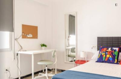 Very nice double bedroom in Ciudad Universitária