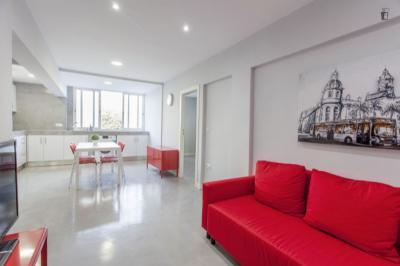 Stylish Single Bedroom close to Valencia-Cabanyal