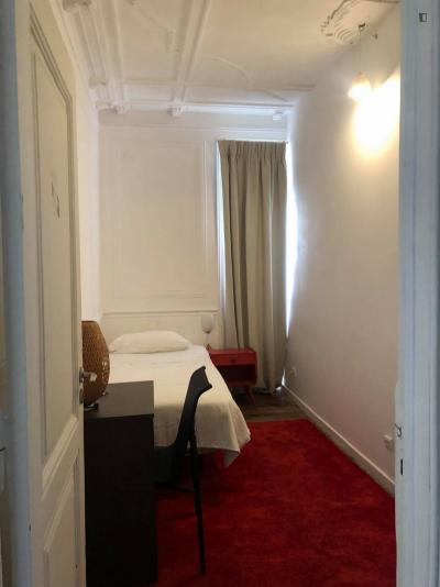 Very homely single bedroom in Saldanha