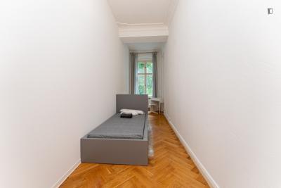 Pleasant single bedroom in Prenzlauer Berg