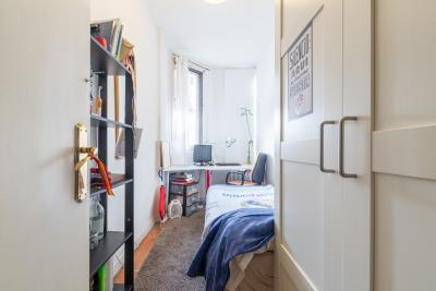 Cosy single bedroom in an 8-bedroom flat, near Universidad Pontificia Comillas
