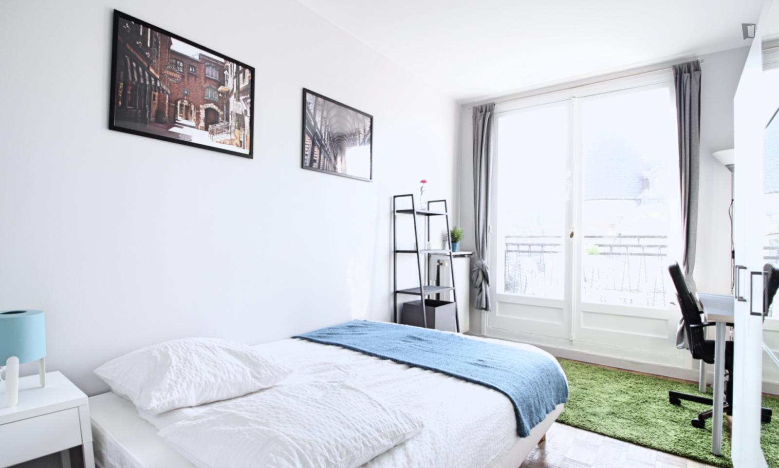 Rue Duret, 16th arrondissement of Paris, FR-75 - 1,090 EUR/ month