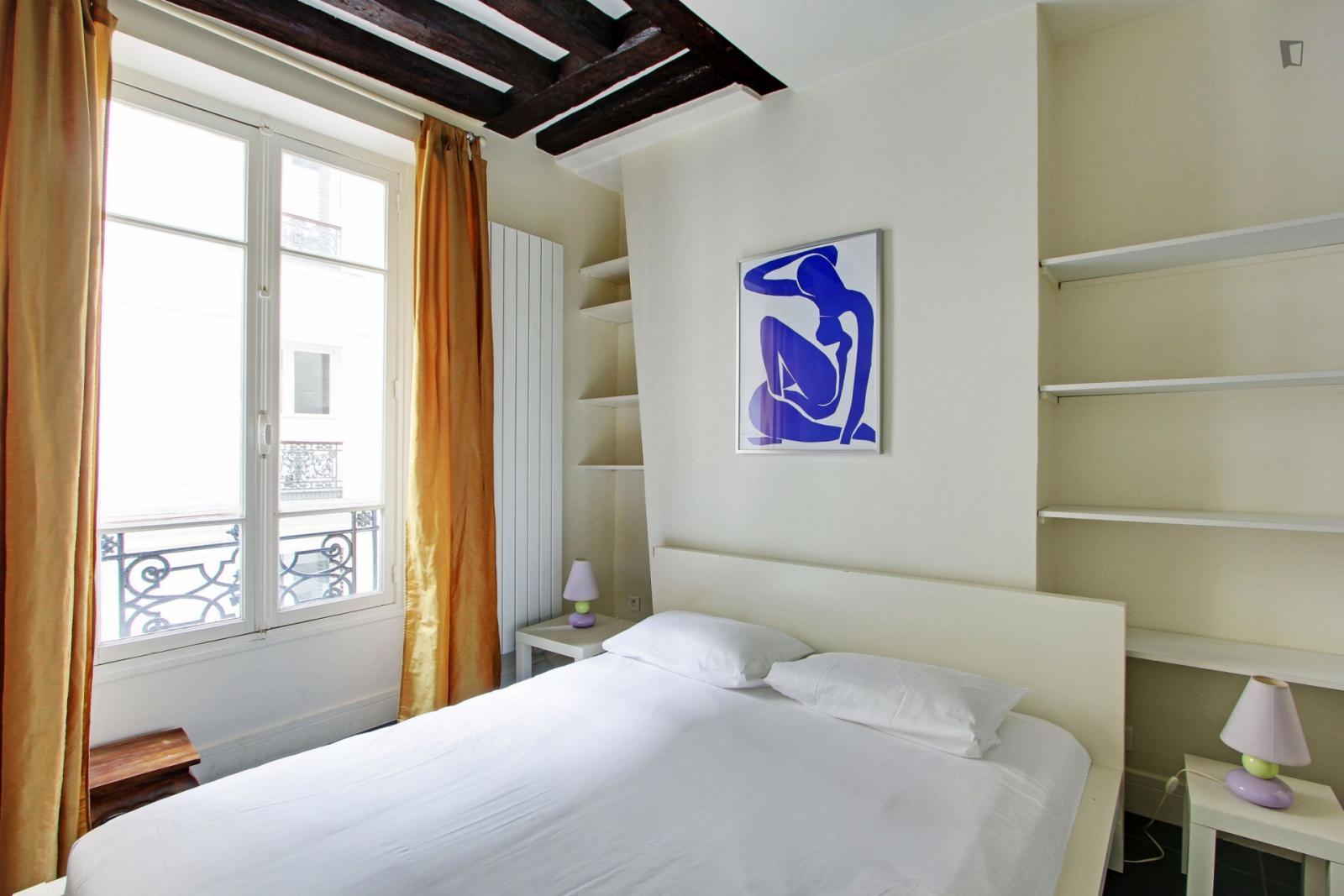 Rue du Nil, 2nd arrondissement of Paris, FR-75 - 2,036 EUR/ month