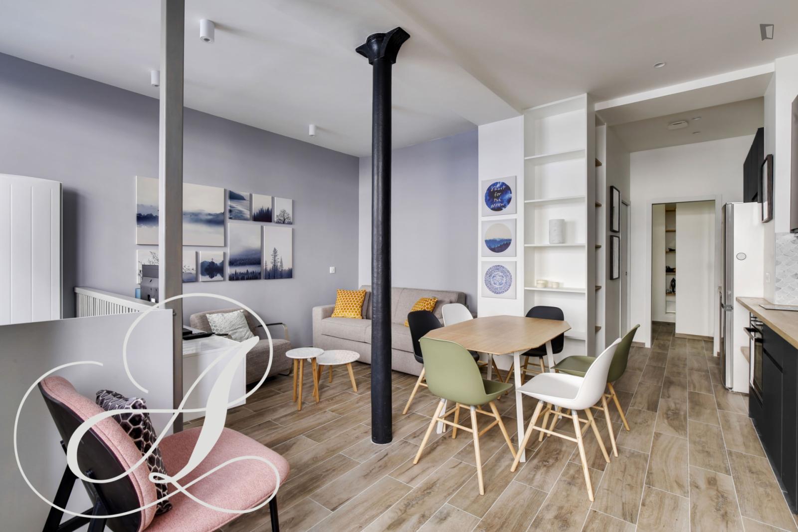 Rue Maurice Ripoche, 14th arrondissement of Paris, FR-75 - 2,000 EUR/ month