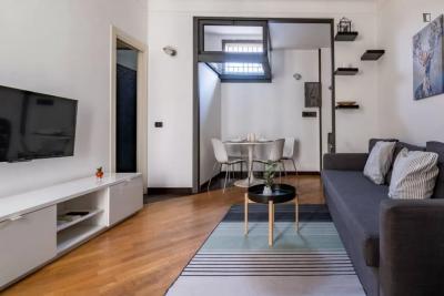 Cozy one-bedroom apartment in Sempione Neighbourhood