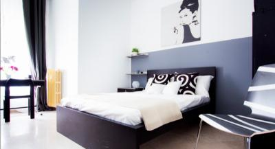 Attractive double bedroom in the historic Arco della Pace neighbourhood