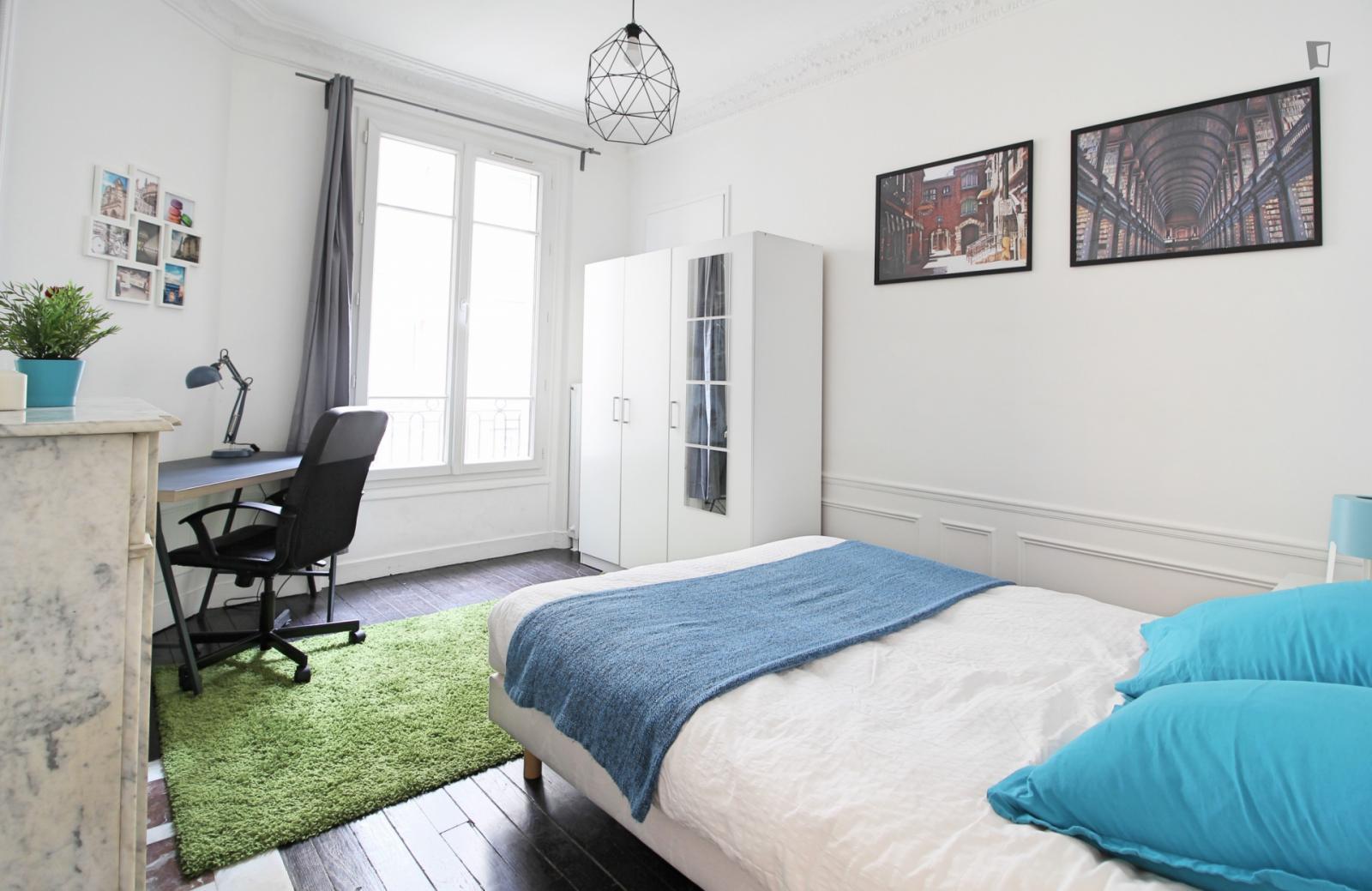 Rue du Docteur Paquelin, 20th arrondissement of Paris, FR-75 - 900 EUR/ month