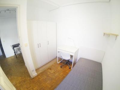 Single bedroom in nice apartment in awesome Salamanca