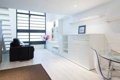 Exquisite 1-bedroom apartment in Sants-Montjuïc