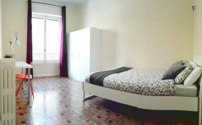 Charming double bedroom in the Arapiles neighbourhood
