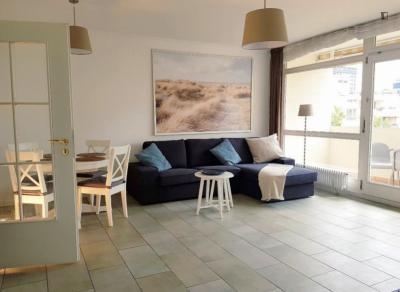Sunny 2-bedroom apartment in Güntzelkiez
