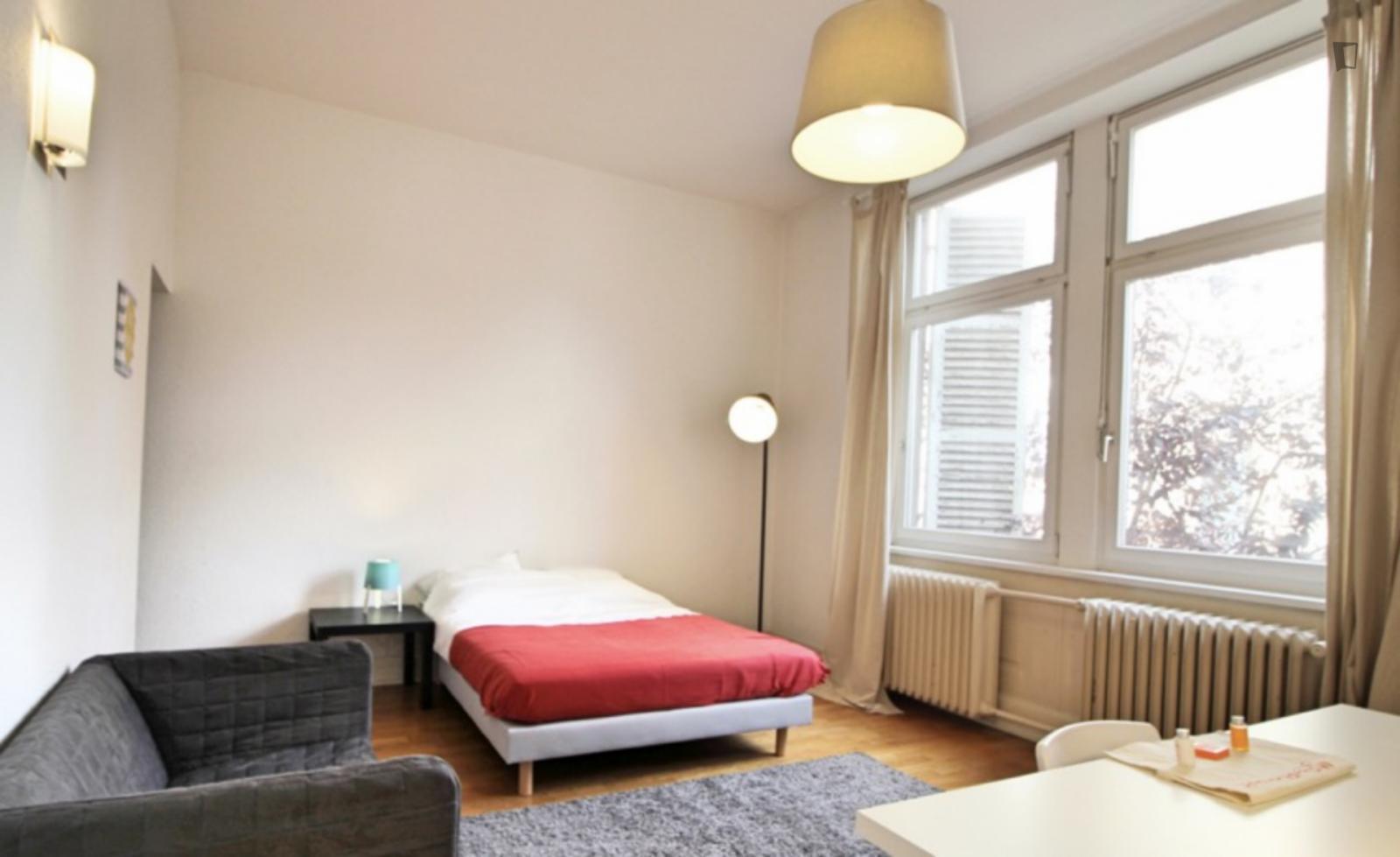 rue Wimpheling, Strasbourg, SK - 600 CAD/ month