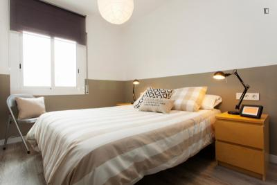 Delightful 2-bedroom apartment in La Bordeta
