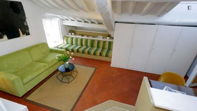 Charming 1-bedroom apartment near Cavour metro station