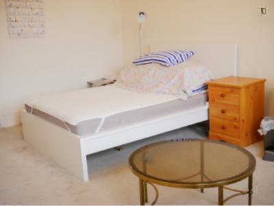 Sublime double bedroom near the Earl's Court tube