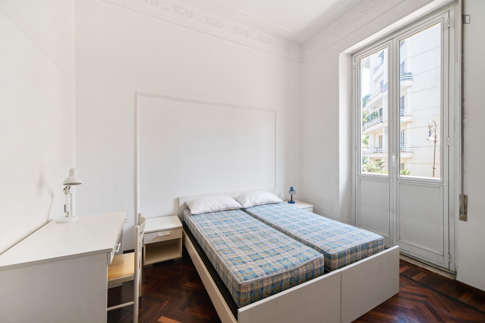 Viale Gorizia, Rome, ME - 500 USD/ month