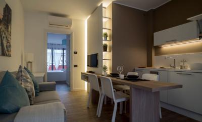 Welcoming 1-bedroom flat in Certosa