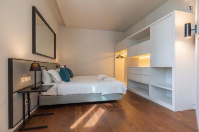 Charming 1-bedroom apartment near Jardim Dom Luis