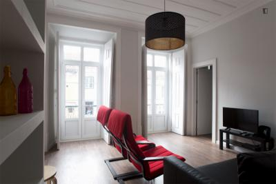 Nice and cosy 3-bedroom apartment in Martim Moniz