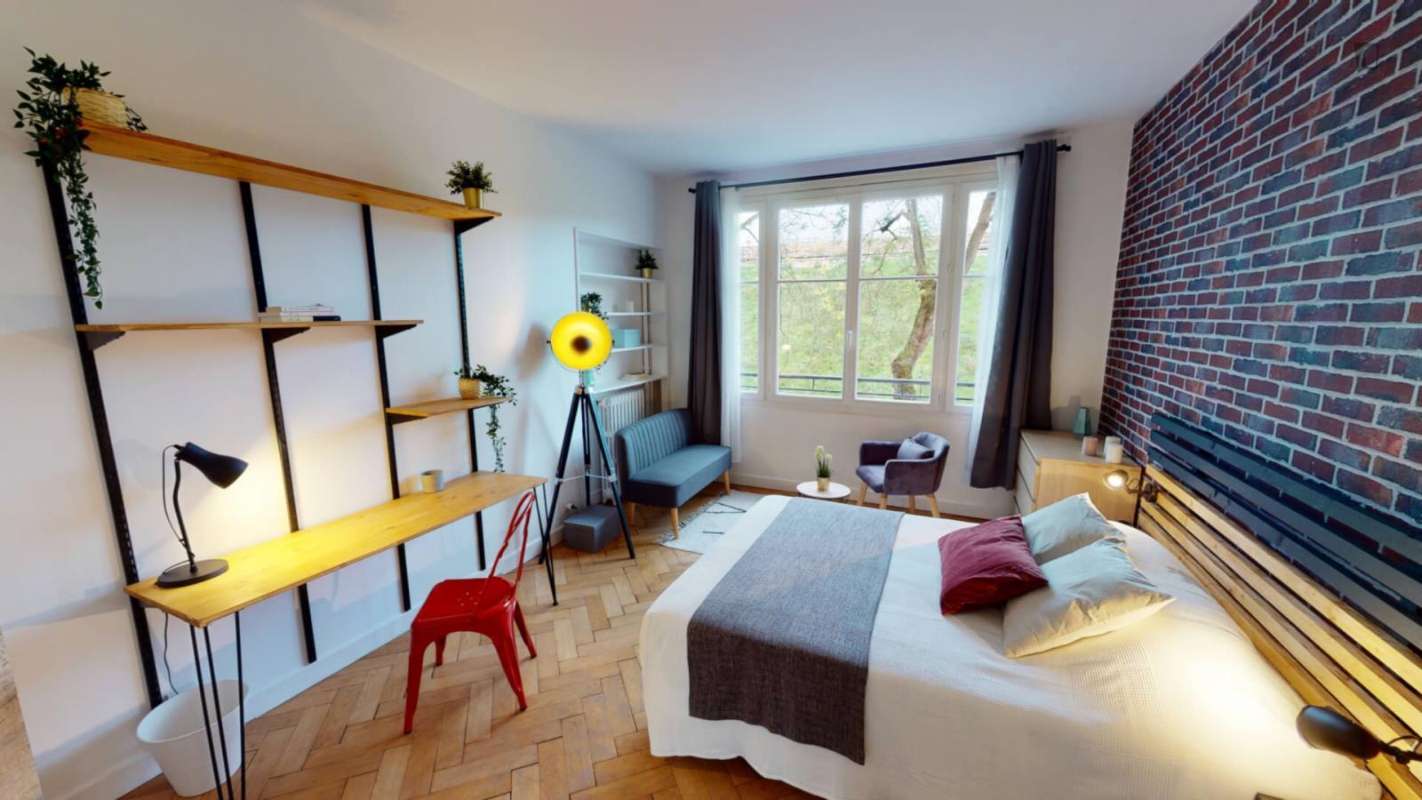 Avenue Reille, 14th arrondissement of Paris, FR-75 - 925 EUR/ month
