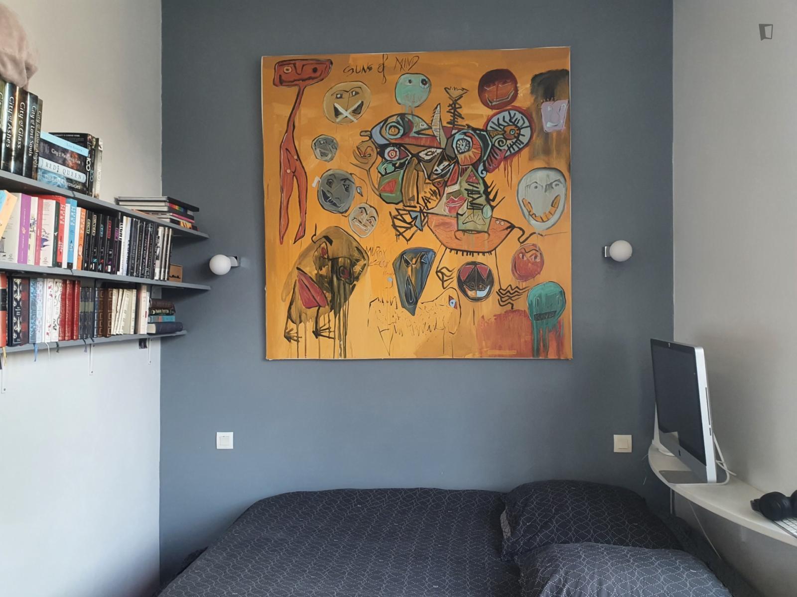 Boulevard Malesherbes, 17th arrondissement of Paris, FR-75 - 1,030 EUR/ month