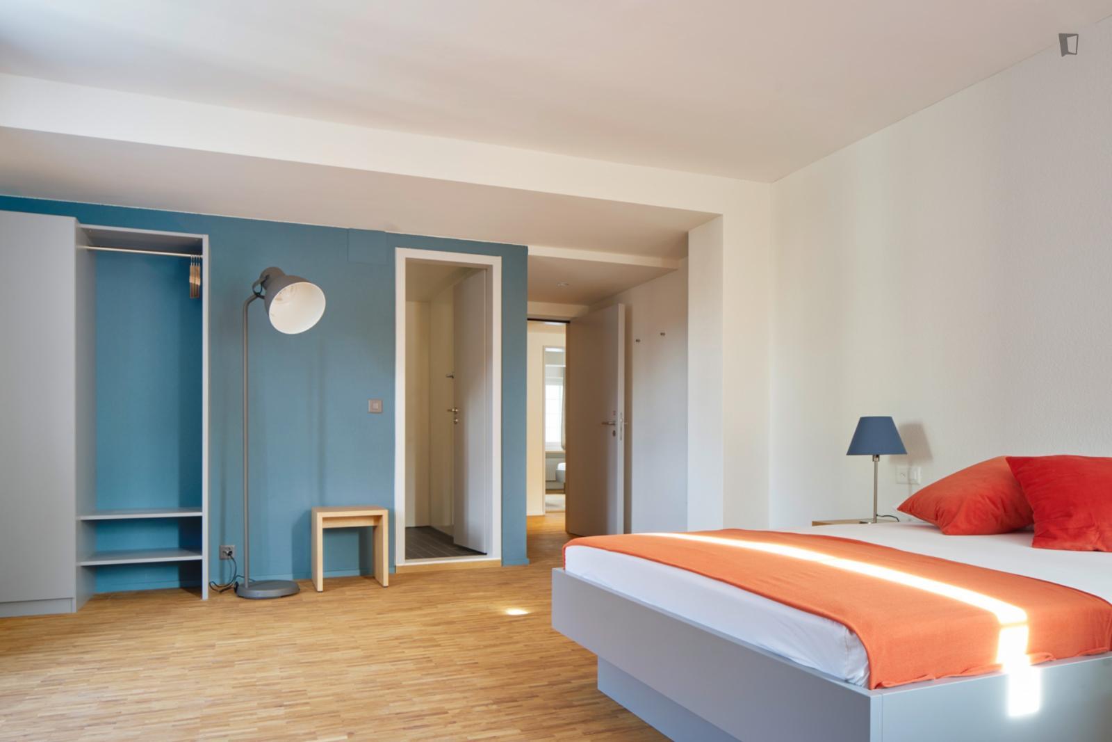 Lutherstrasse - 2775CHF / month