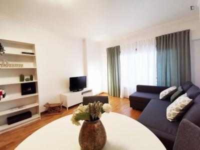 Special 1 bedroom apartment close to ISCTE