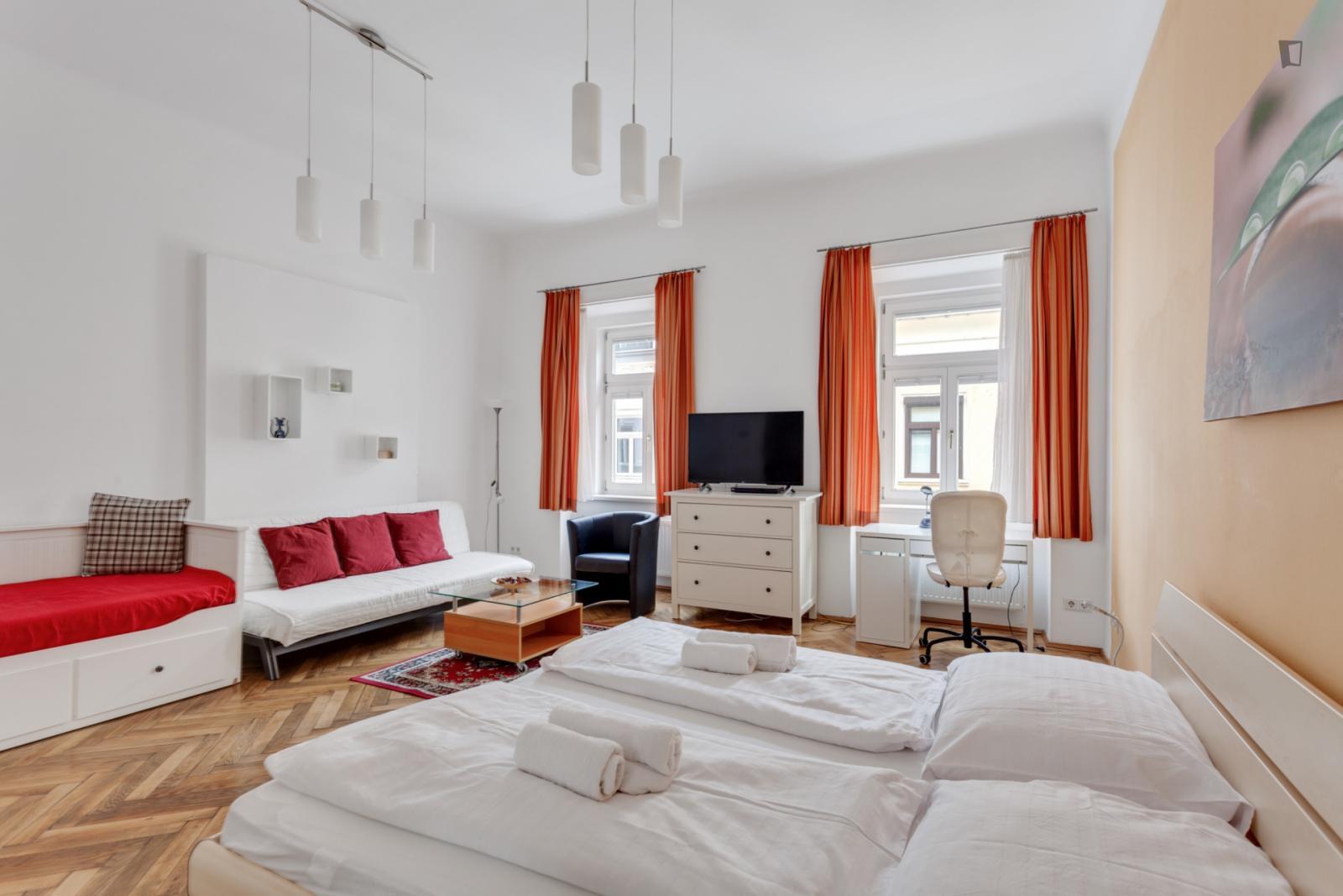 Große Mohrengasse, Leopoldstadt, AT-9 - 1,380 EUR/ month