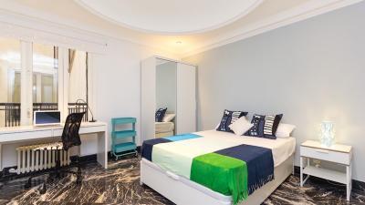 Very cool single bedroom close to Núñez de Balboa metro station
