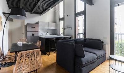 Exquisite 1-bedroom apartment in Forlanini