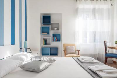 Cozy one-bedroom apartment near Monumentale Metro Station